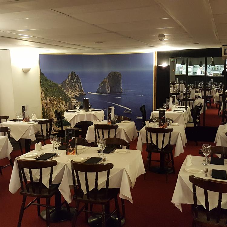 Italian Restaurant Glossop
